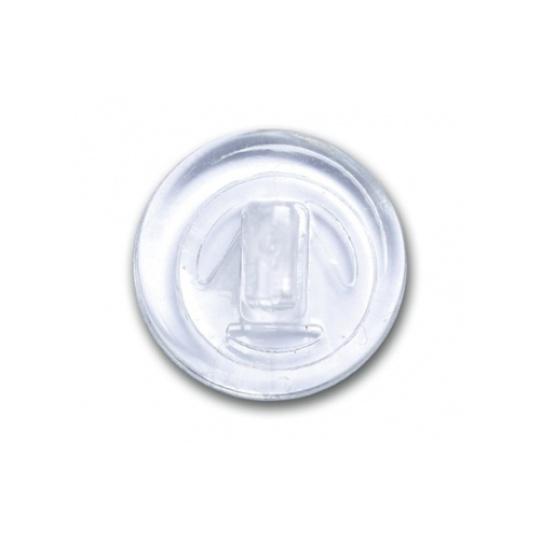 9mm Round Silicone Nose Pad (100 pcs)
