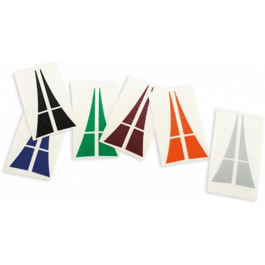 Colour Temple Sticker Assortments