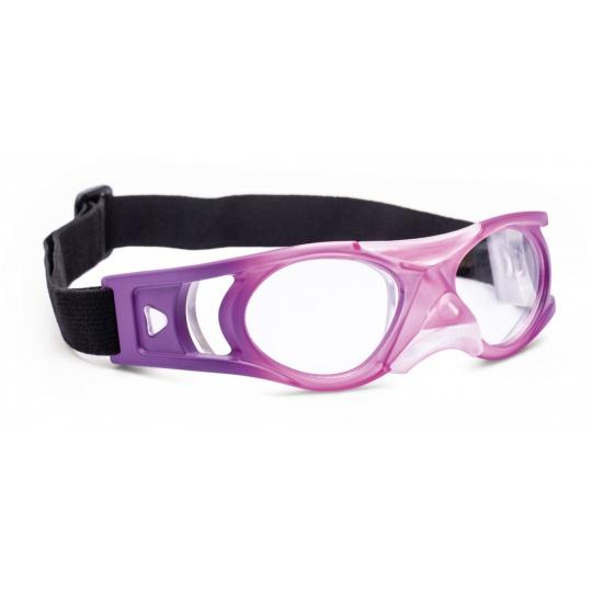 Matt pink/purple