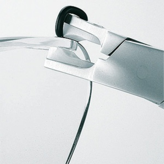 Rimless Pressing Pliers with O-Ring