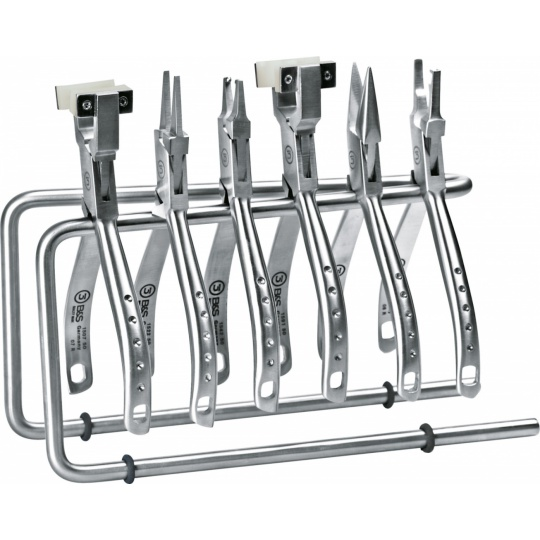 Pliers Stand - Stainless Steel