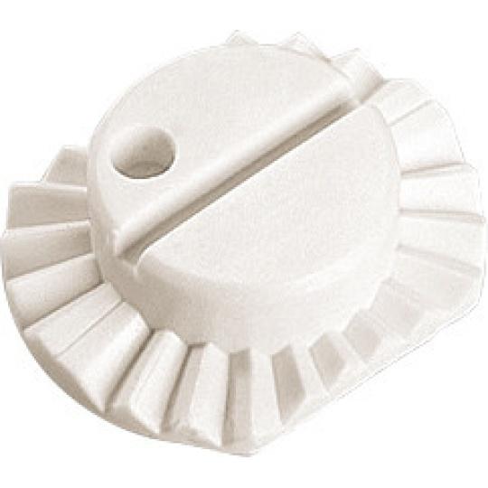 WECO Lens Block - White 10pcs