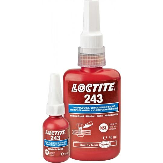 Loctite 243 10ml or 50ml