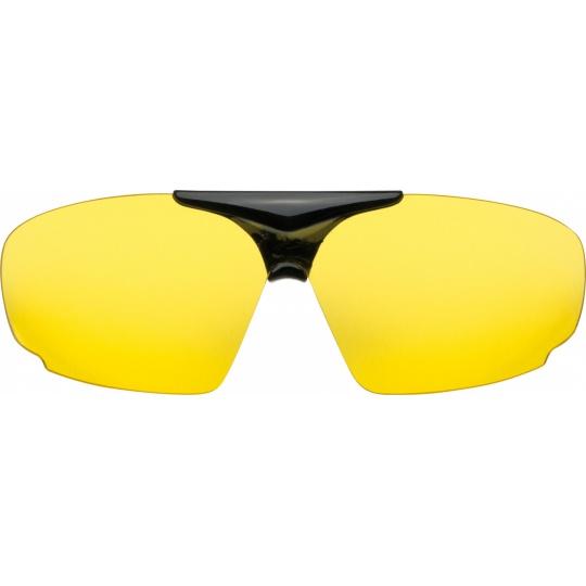Yellow (approx. 40% tint), enhances colour contrast