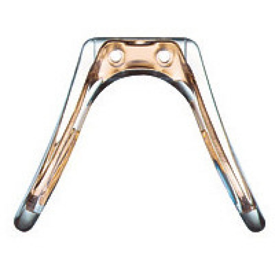 Silicone Nose Bridges For Metal Frames, Small