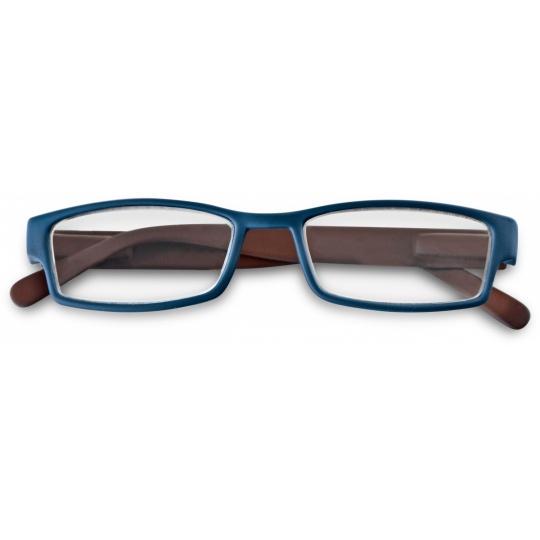 Matt brown blue