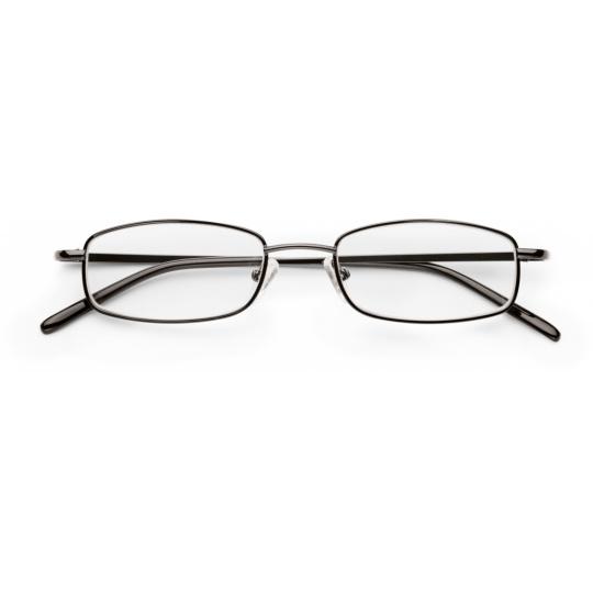 Metal Frame - Half-Eye