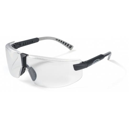 Universal single shield goggle