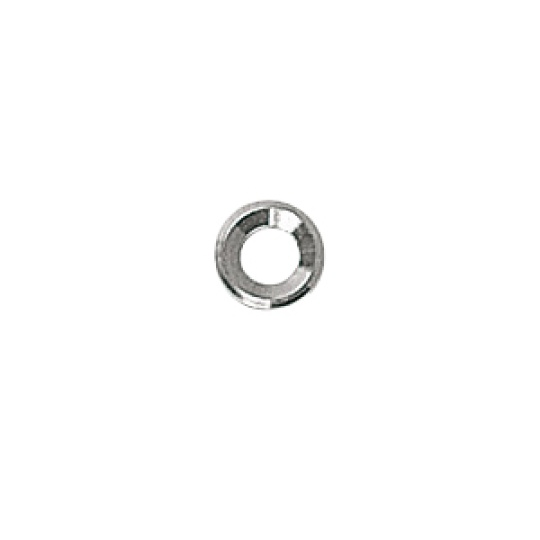 1.2 x 2.8mm silver or gold - 100pcs