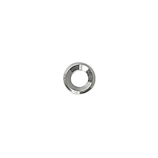 1.4 x 2.8mm silver or gold - 100pcs