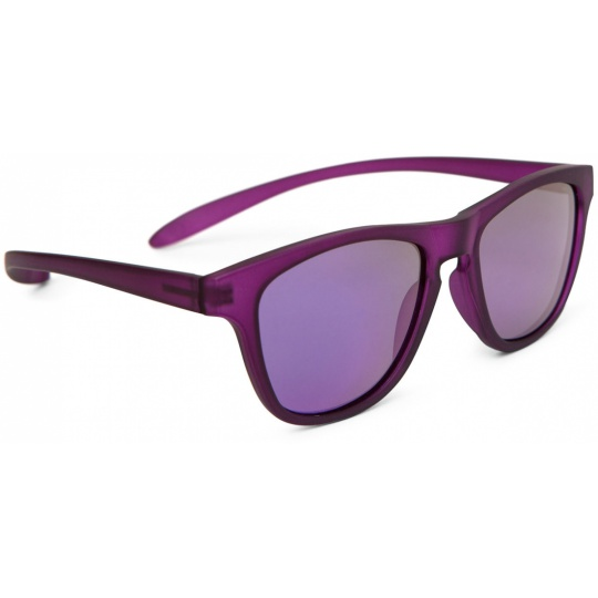 Purple with purple mirror coating