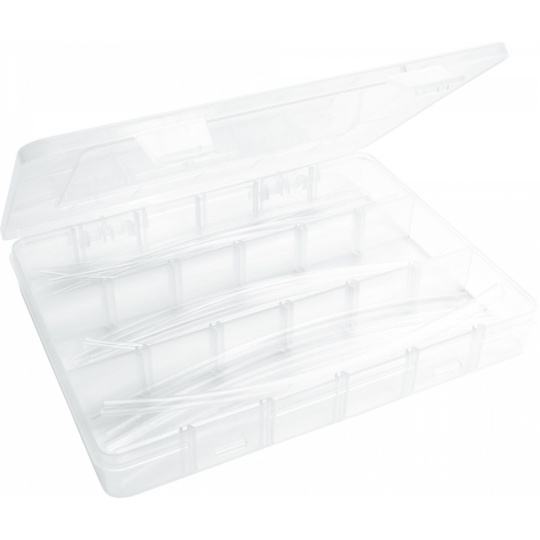 Shrinking Tubes - High Transparency PE material 3 x 1M lengths