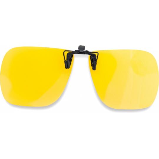 Yellow (35% tint), polarised
