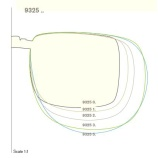 Polarised Clip On For Plastic Frames - 62x52mm