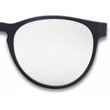 Black, grey (85-90% tint), silver mirror coating