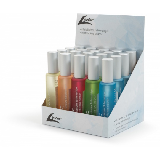 Antistatic Lens Cleaner Counter Display