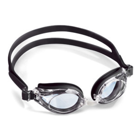 B&S Rx Swimming Goggle Kit - Black or Blue including lenses (+6.0 to -7.0D)