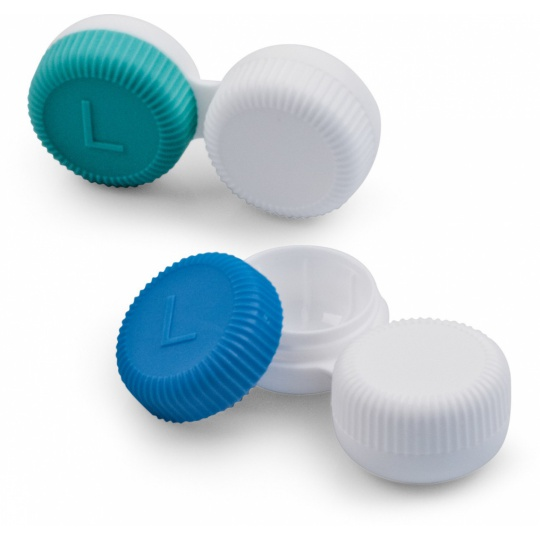Contact Lens Cases with Microban protection