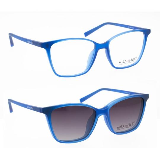 125 - Matt blue/Matt blue