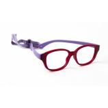 MA/S - Burgundy/neon purple