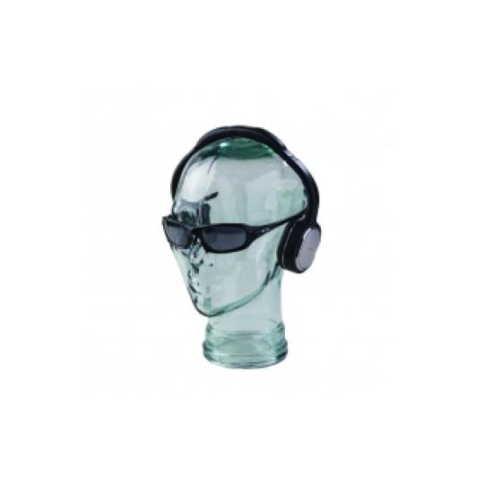 Glass Display Head