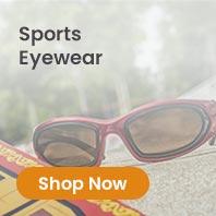 Sports Eyewear Small Banner