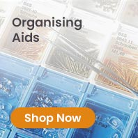 Organising Aids Small Banner