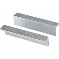 Aluminium Jaws suited to all vices
