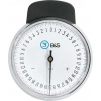 Lens Clock - 1.53 index