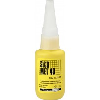 SICO MET40 Instant Adhesive 20g