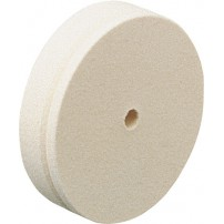 Felt Disc with Groove for rough polishing