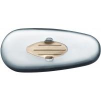 Ray-Ban Style Pads - PVC, Gold Insert 10pcs