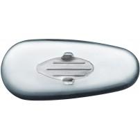Rayban Style Pads - PVC, Silver Insert 10pcs
