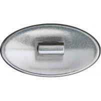 Titanium, Hypo-allergenic, 13mm