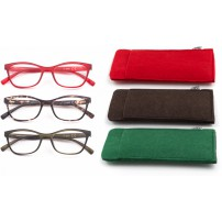 With magnetic sun clip in frame colour, cateye