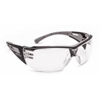 Infield single shield goggle