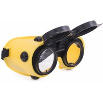Honeywell welding goggles with protecton level 5