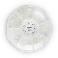 B&S Rimless Sleeves Assortment - 350pcs