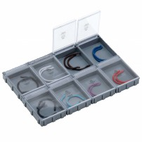 Sports Temple End Assortment in Organiser Box