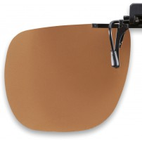 Standard flippable with polarisation, 65x56mm