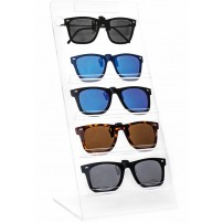 Assortment Of Polarised Cool style Clip-Ons