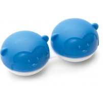 Funny Animal Contact Lens Cases
