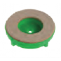 Green Clamping Pad, all available sizes