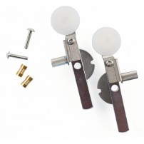 Guide Roller/Holder and Lever Right & Left Complete - newest version