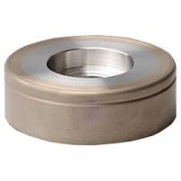 Diamond Wheel for Takubo Hand Edger - V-bevel, fine & rough surfaces