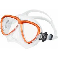 Tusa Intega Professional Diving Mask with 3D Synq Technology including prescription lenses