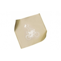 Single Occlusion Foil - Globi With Bicycle