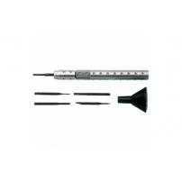 B&S Design Screwdriver with Blade Storage